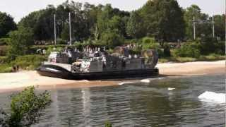 Niantic (CT) United States  city pictures gallery : Navy hovercraft landing in Niantic, CT.