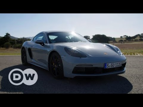 Porsche 718 Cayman GTS - Der schärfste Vierzylinder | ...