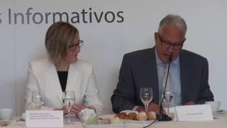 """María José Salvador Rubert : """"La vivienda ha de ser el quinto pilar del Estado de bienestar"""""""