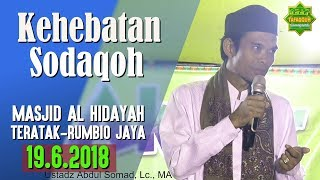 Video Hebatnya Sodaqoh (Rumbio Jaya, 19.6.2018) - Ustadz Abdul Somad, Lc., MA MP3, 3GP, MP4, WEBM, AVI, FLV September 2018