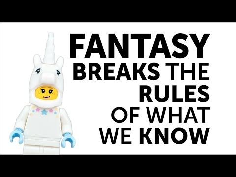 Fiction Book Genres - What Is Fantasy
