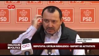 Absolut la zi-Deputatul Catalin Radulescu - raport de activitate
