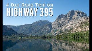 Video California Road Trip: 4 Days on Highway 395 MP3, 3GP, MP4, WEBM, AVI, FLV Oktober 2018