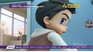 Video Tobot indonesia S1 bag 4 Kerenya para tobot menghentikan penjahat! Dylan ryan dan kory MP3, 3GP, MP4, WEBM, AVI, FLV Juli 2018