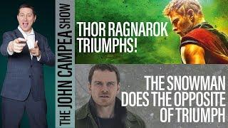 Video Thor Ragnarok Triumphs! The Snowman Does The Opposite - The John Campea Show MP3, 3GP, MP4, WEBM, AVI, FLV Oktober 2017