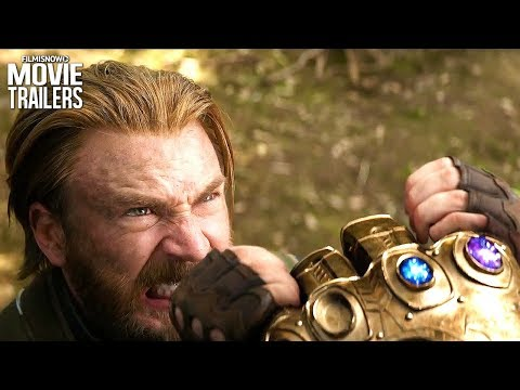 Marvel's AVENGERS: INFINITY WAR | Witness The Beginning Of The End In New Trailer