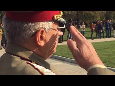 Лъвът от Войнишкия мемориал се завърна пред НДК