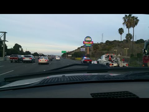 Accident I 80 Fairfield CA