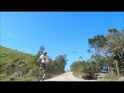 Trilha de bike em Natividade da Serra - 24 e 25 de Agosto de 2013.