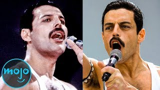 Video Top 10 Things Bohemian Rhapsody Got Factually Right and Wrong MP3, 3GP, MP4, WEBM, AVI, FLV Januari 2019