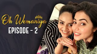 Oh Womaniya | Episode -2 | Poorna | Sreemukhi | All About Woman | Sreemukhi Talk Show