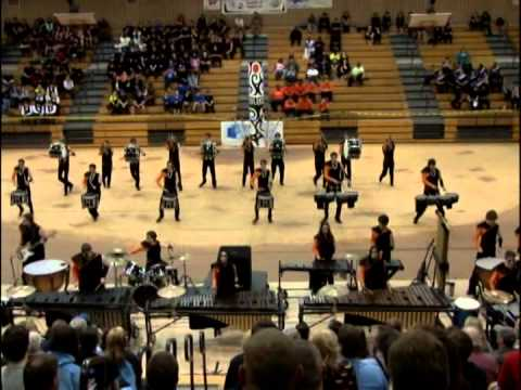 Panther Creek Indoor Percussion 2014 - The Offering