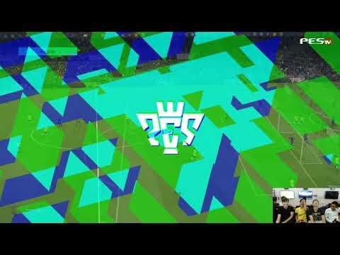 Showmatch Demo PES 2018 2vs2 Nối Tay | [GTV] Nicolas, [AOA] Kiều Sơn vs [ST] Quang Barca, [Titan] Ngọc Huy  BLV: G_Bờm