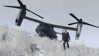 GTA - Avenger sulla neve