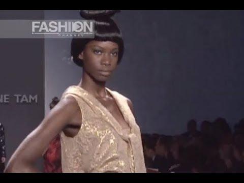VIVIENNE TAM Fall Winter 2007 2008 New York - Fashion Channel