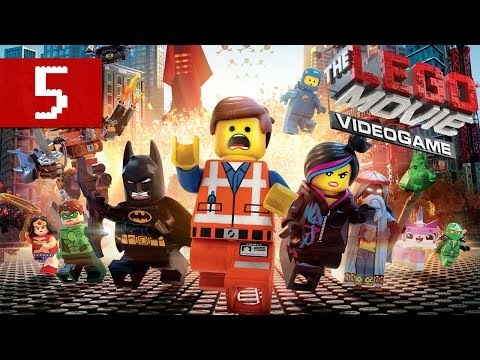 The Lego Movie Videogame (PS4) – Walkthrough – Part 5 – He's A Master Bater