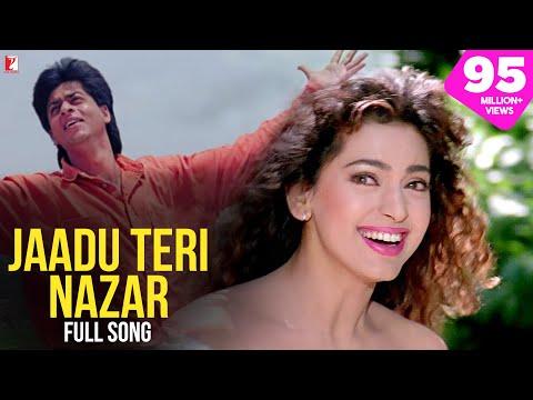 Jaadu Teri Nazar - Full Song HD | Darr | Shah Rukh Khan | Juhi Chawla | Sunny Deol