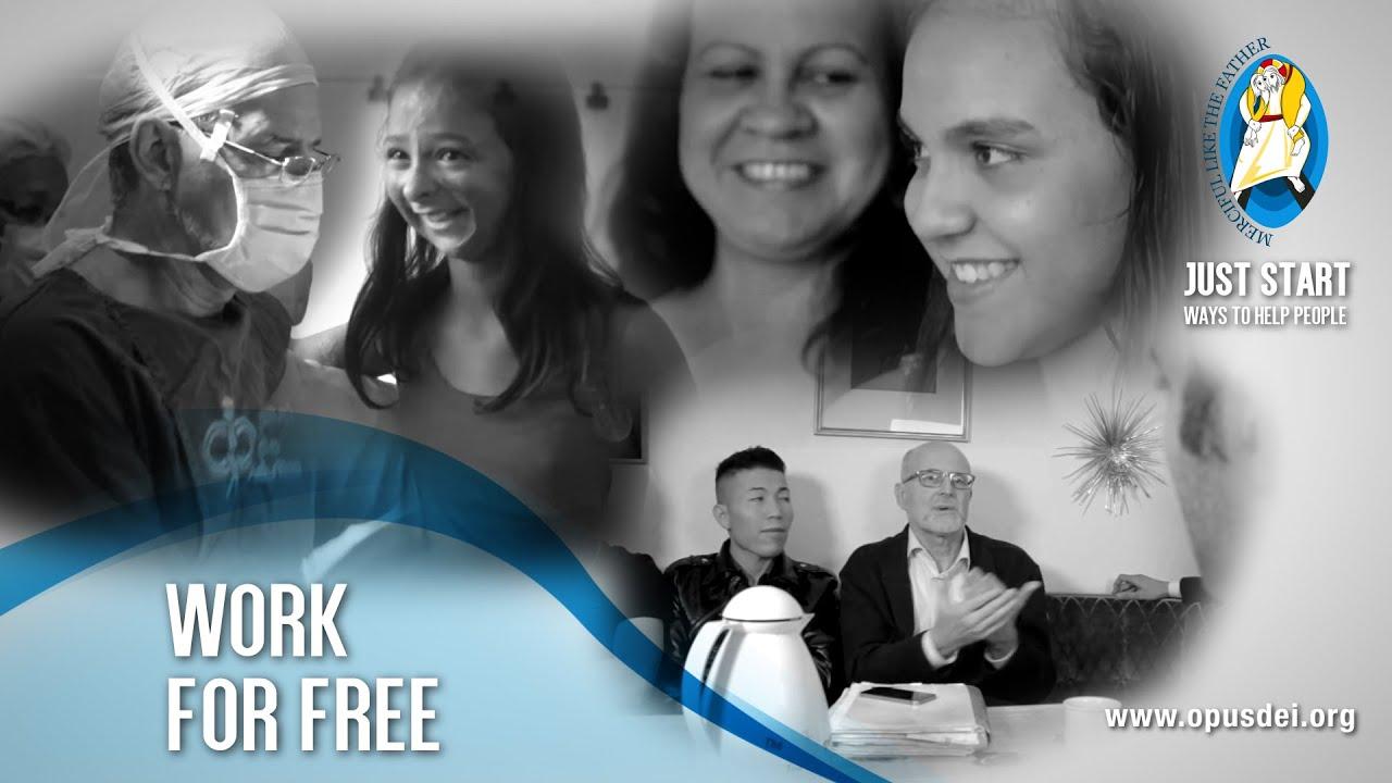 Bara att börja (1): Arbeta gratis