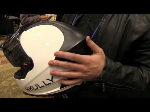 DEMO Fall 2013: Skully Helmets shows heads-up display for motorcycle riders