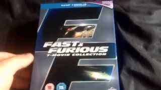 Nonton Fast & Furious 7-Movie Collection Blu-Ray Unboxing Film Subtitle Indonesia Streaming Movie Download
