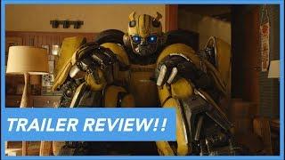 Video 'BumbleBee' Trailer #1 Review MP3, 3GP, MP4, WEBM, AVI, FLV Juni 2018