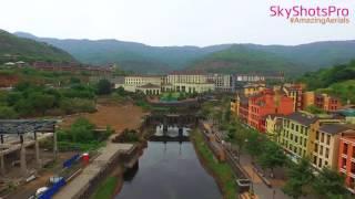 Lavasa India  City pictures : Lavasa Aerial Video | Venice of India | Pune | DJI Inspire 1 | Sky Shots pro