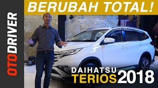 Video Daihatsu All New Terios 2018 First Impression Review Indonesia | OtoDriver MP3, 3GP, MP4, WEBM, AVI, FLV Desember 2017