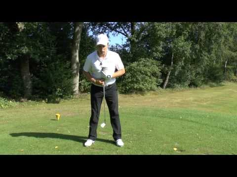 Instructie Houding Golf Swing