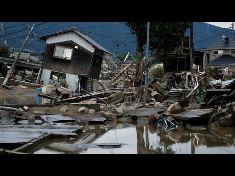 Εικόνες αποκάλυψης στην Ιαπωνία