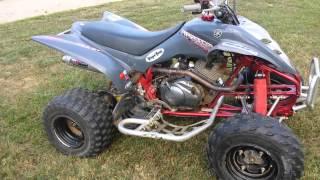 3. 2007 raptor 350 limited edition