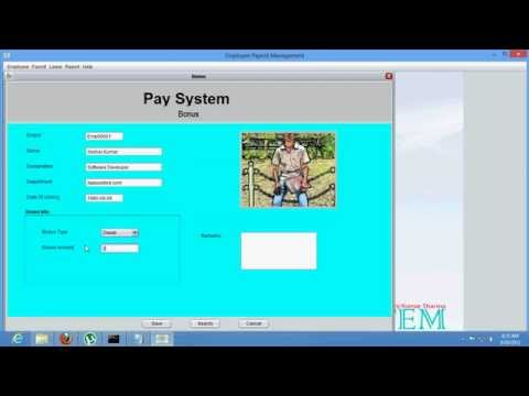 problem statement of employee payroll system Pay statement explained this is your name as it appears in the payroll management system (pms) employee number or employee num.