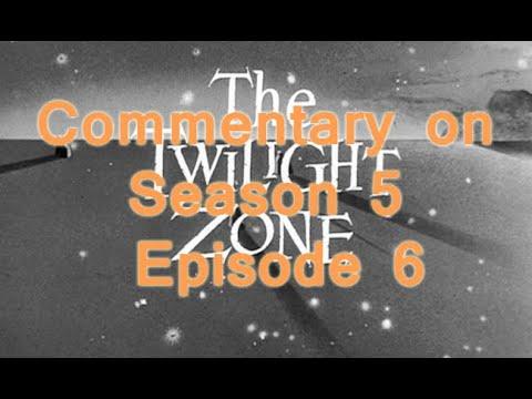 Twilight Zone commentary - Season 5 - Episode 6 - Living doll