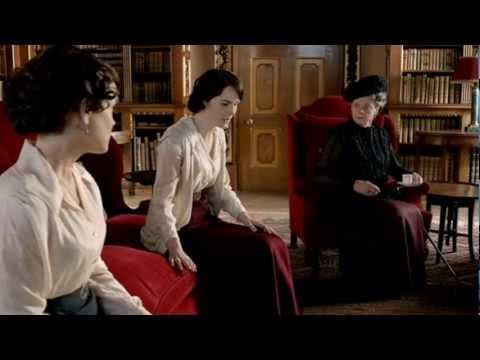 Episode 5, Series 2 - Mary & Matthew, Downton Abbey, Music Video