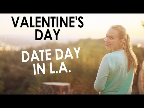 Romantic Valentine's Day Ideas - Los Angeles Date Day