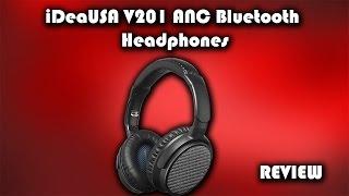 Video iDeaUSA V201 Active Noise Cancelling Headphones Review MP3, 3GP, MP4, WEBM, AVI, FLV Juli 2018