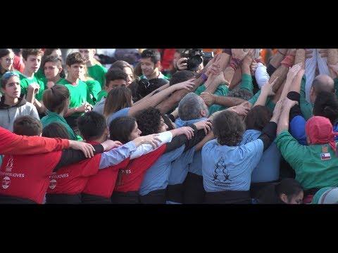 Fem pinya amb els joves – CASTELLERS DE SABADELL