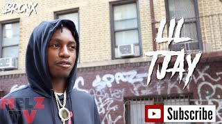 LIL TJAY SPEAKS ON FIGHT GETTING CHAIN SNATCHED , HITTING 2 MILLION VIEWS & 500K