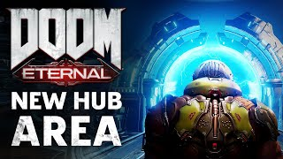 DOOM Eternal Has A Hub Area, Here's What's In it by GameSpot