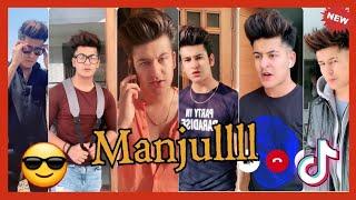 New Tik Tok Manjul Khattar Tik Tok Video Funny TikTok Videos New TikTok Manjullll Song Act