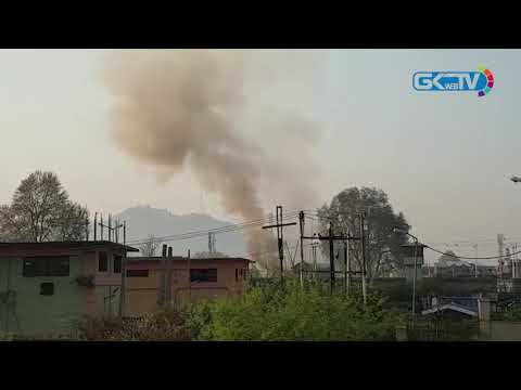 Violent protests break out inside central jail in Srinagar