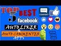 Top 5 Facebook Auto Liker and  Auto Comments Apps for Android Mobile