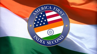 America First, India Second [Official] - Welcome President Trump India's Valentine's Message For Trump - America First, India Second #everysecondcountseu In ...