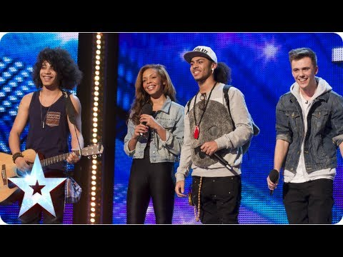 bgt - BGT or busk. Luminites sound so good! Simon's favourite auditioning act of the day, Luminites, are more used to street performance than the stage. Watch more...