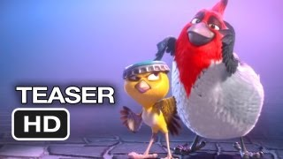 Nonton Rio 2 Official Teaser Trailer  1  2014    Jesse Eisenberg Animated Movie Hd Film Subtitle Indonesia Streaming Movie Download