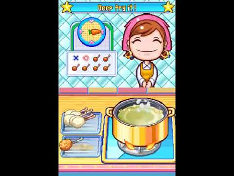 Thanksgiving Special 2014 - Let's Play Cooking Mama 3