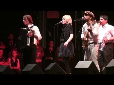 Shantel Bucovina Club Orchestra, Disko Partizan, Zomerfeesten 2010, Nijmegen, HD!