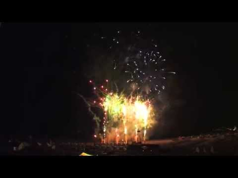 Int. Vuurwerk Festival Knokke-Heist 2012: Feuerwerke Jost  &#8211; Austria &#8211; Oostenrijk &#8211; Fireworks