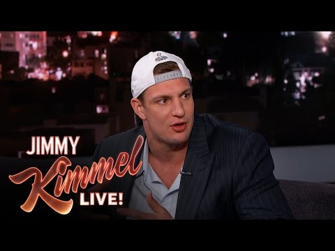 Rob Gronkowski On Fight During Super Bowl