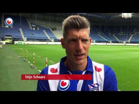 Schaars maakt overstap naar SC Heerenveen