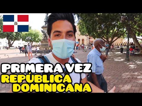 Mis PRIMERAS IMPRESIONES de REPÚBLICA DOMINICANA - NO ESPERABA NADA de ESTO | Santo Domingo